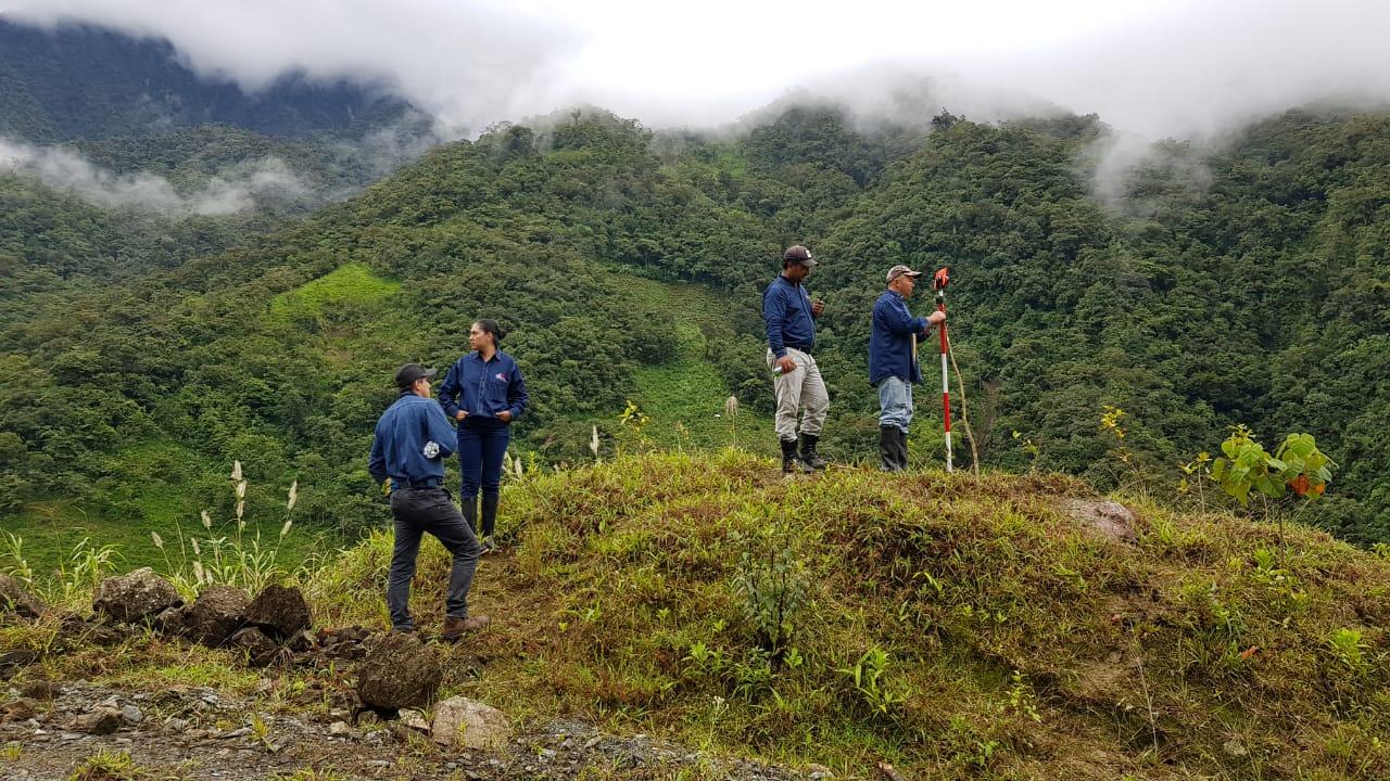 Planta de tratamiento de agua potable para Río Verde, Baños de Agua Santa Reemplazar en el blog de agua potable