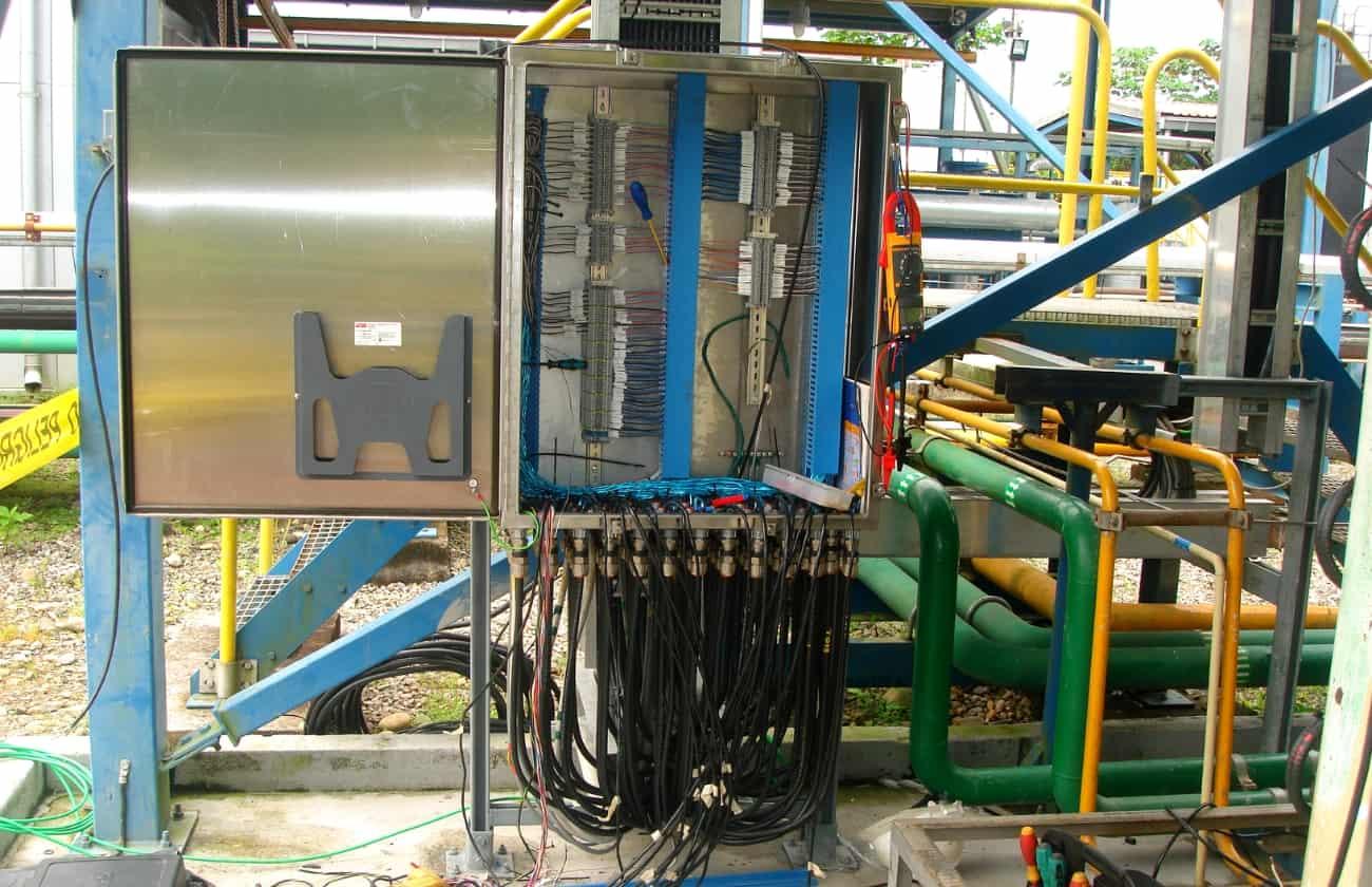 Mejoras Mecánicas, Eléctricas, Instrumentación en SKID de Compresión de Gas instrumentaci  n y control min rga RGA Diseño y Construcción instrumentaci C3 B3n y control min